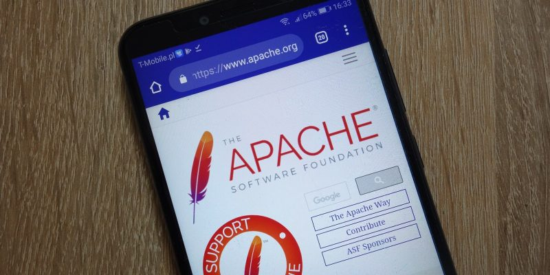 Photo of Apache on Mobile