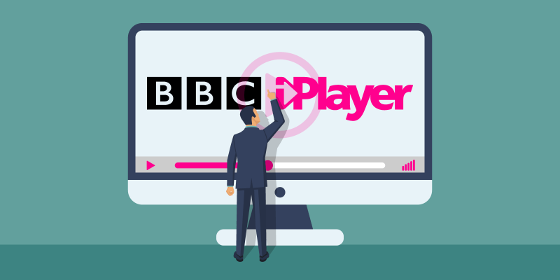 BBC iPlayer with a VPN