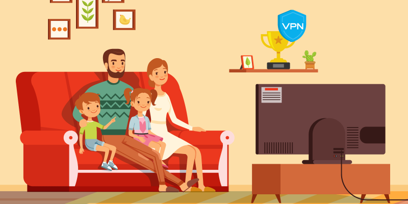best vpn smart tv