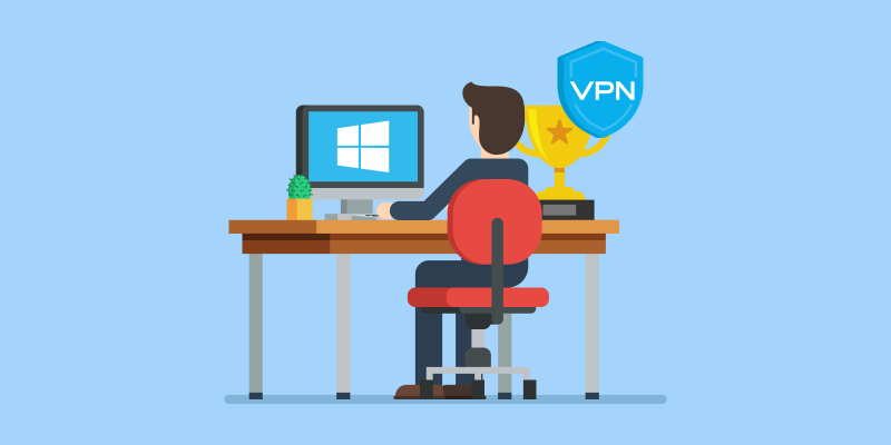 Best VPN for Windows featured