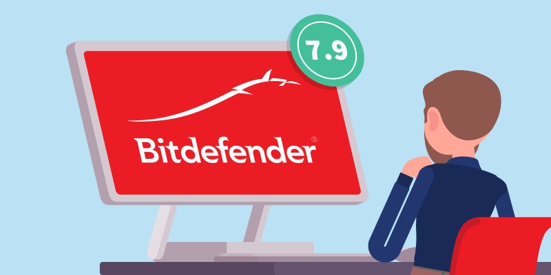 Bitdefender Review Featured Image