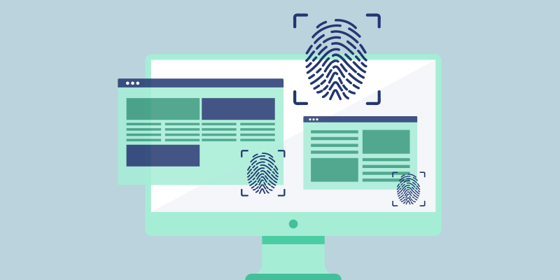 browser fingerprinting featured image