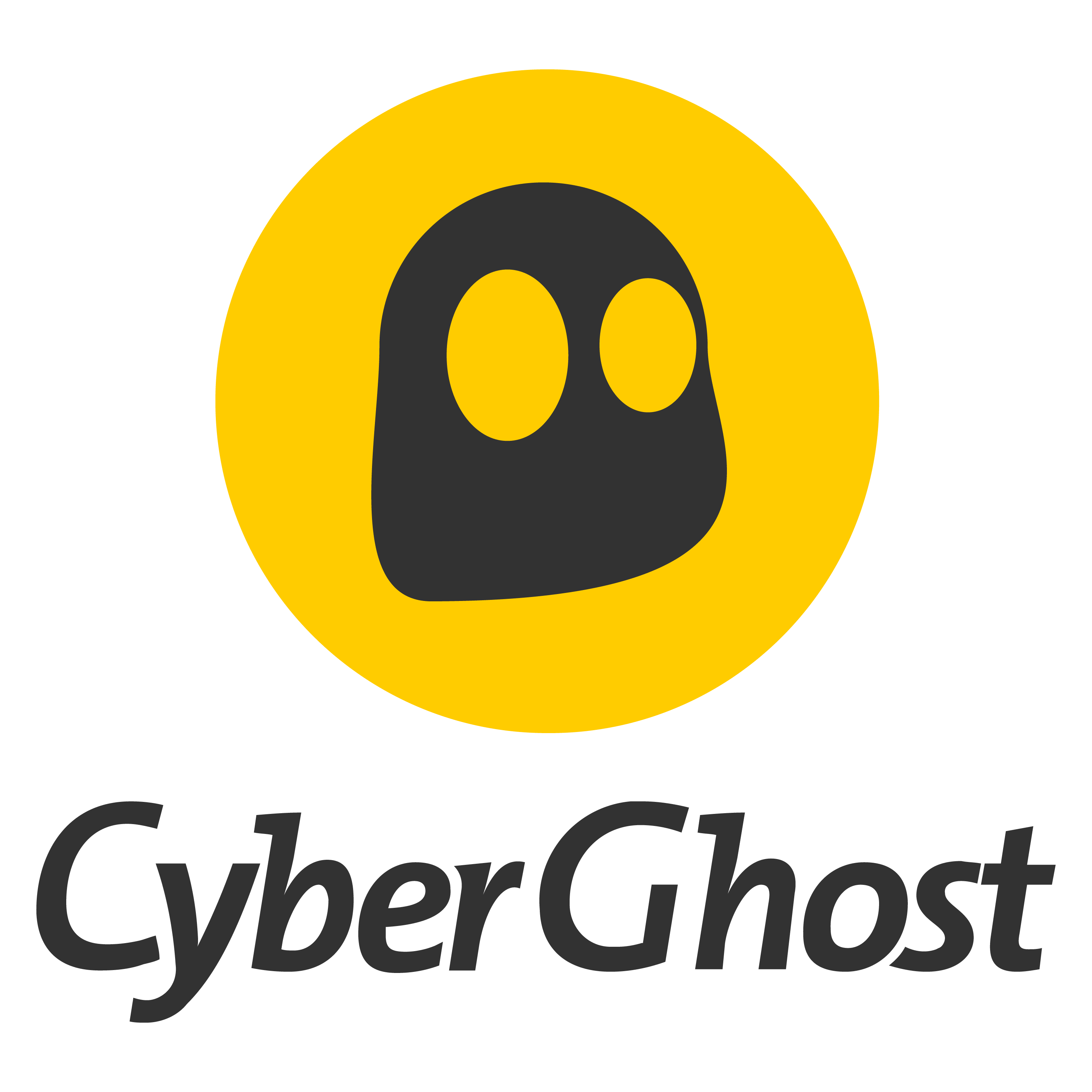 CyberGhost PNG Logo Large