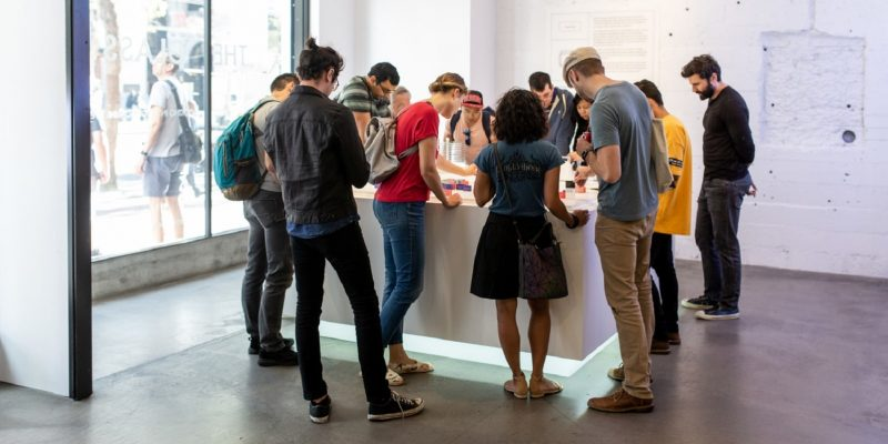 The Glass Room brings hidden aspects of everyday technologies to life