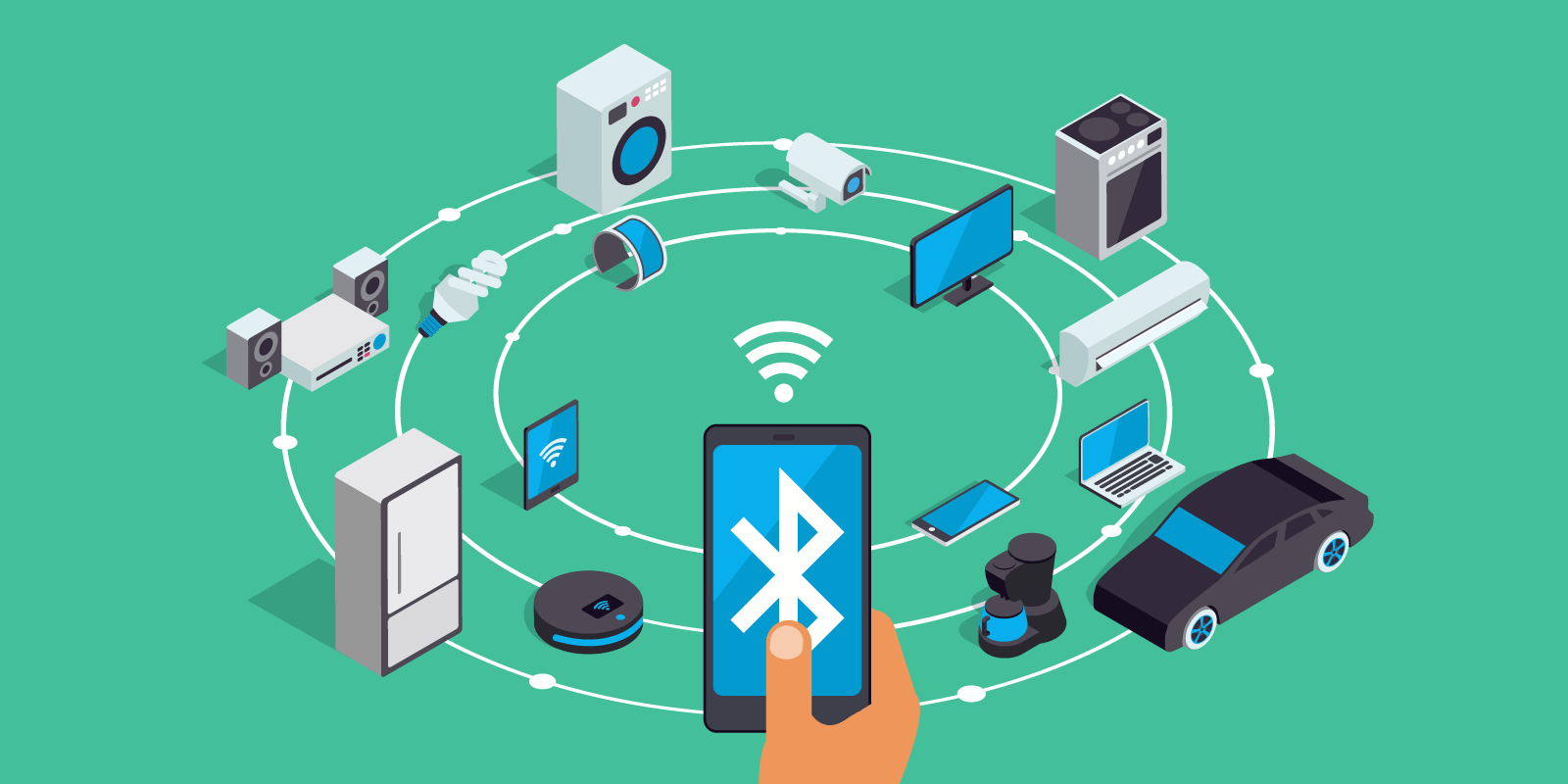 How Safe Is A Bluetooth Connection Vpnoverview Com