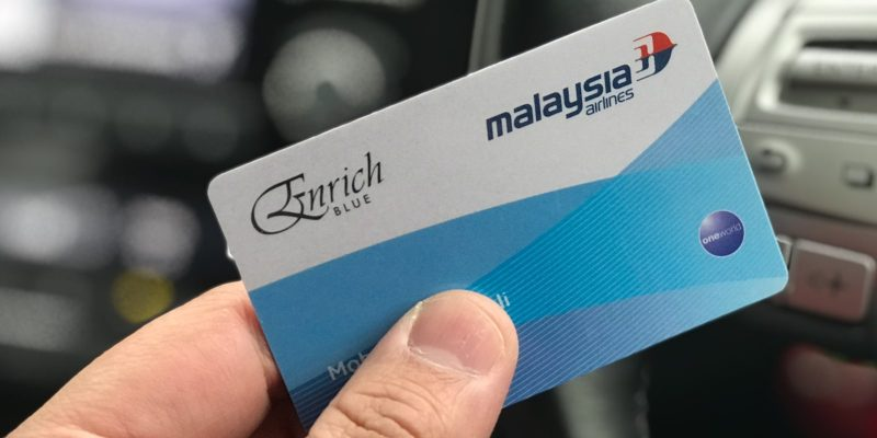 Malaysia Airlines Member Data Leaked. The Enrich program is a frequent flyer loyalty program by the Malaysia Airlines.
