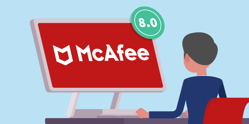 McAfee Antivirus Review Featured