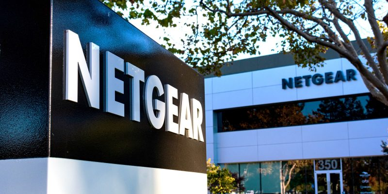 Photo of NETGEAR Building