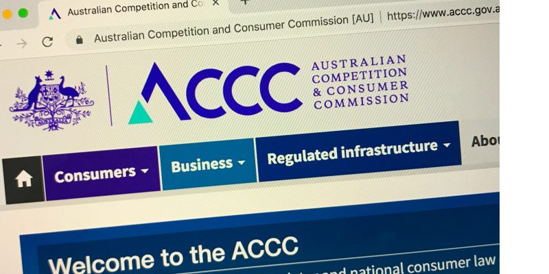 website of the ACCC - Scammers Steal $34 Million Collectively from Most Vulnerable Population Groups