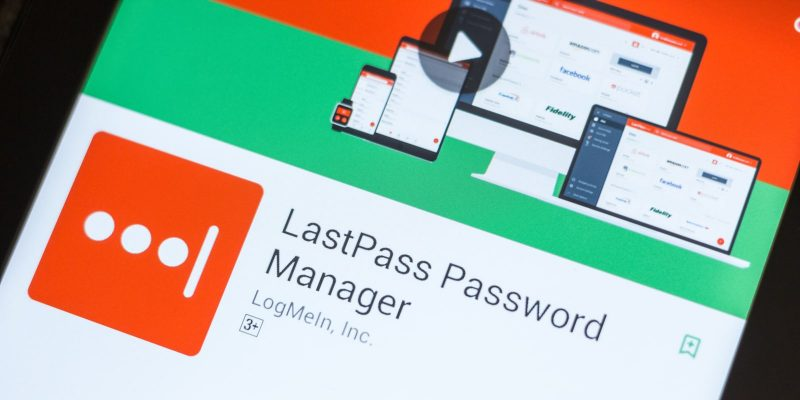 Seven Embedded Trackers in LastPass Android App