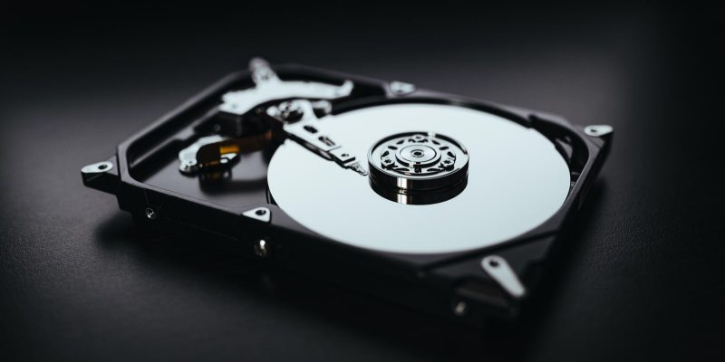 Photo of a Computer Disc