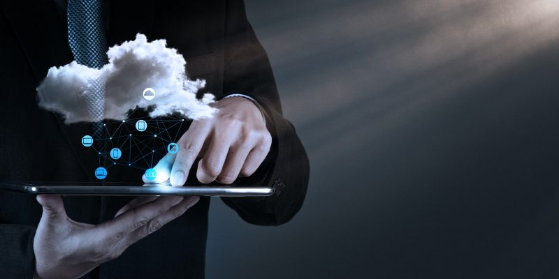device with cloud