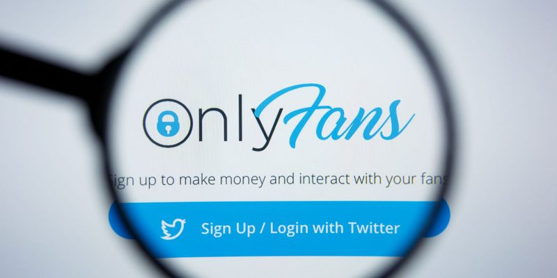 Terabytes of OnlyFans Content for Sale Illegally