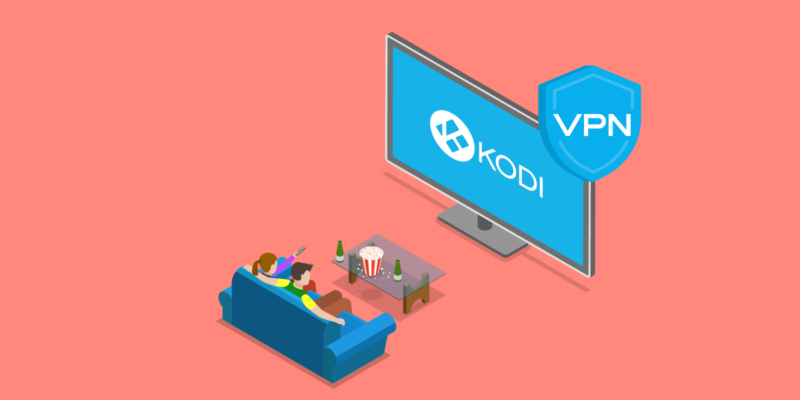 Setting up a VPN on Kodi