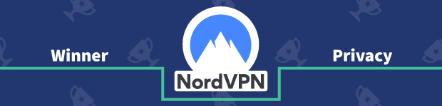 VPN Provider vs Provider Winner Privacy Banner NordVPN