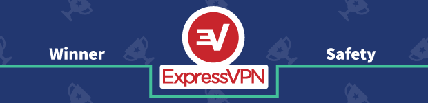 VPN Provider vs Provider Winner Safety Banner ExpressVPN