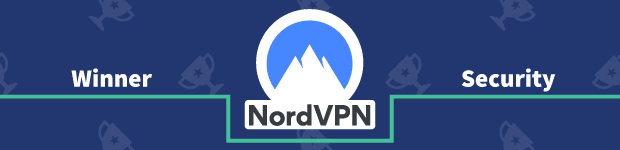 VPN Provider vs Provider Winner Security Banner NordVPN