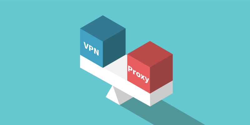 VPN vs Proxy Featured Image