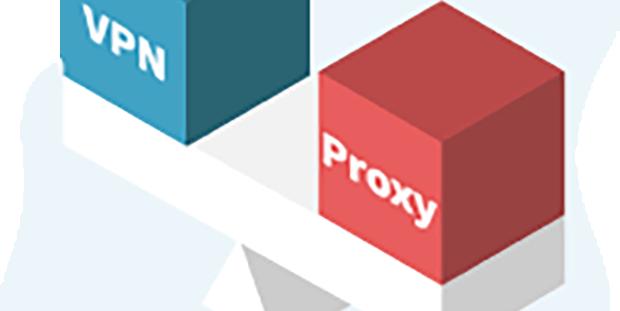 VPN e proxy a confronto