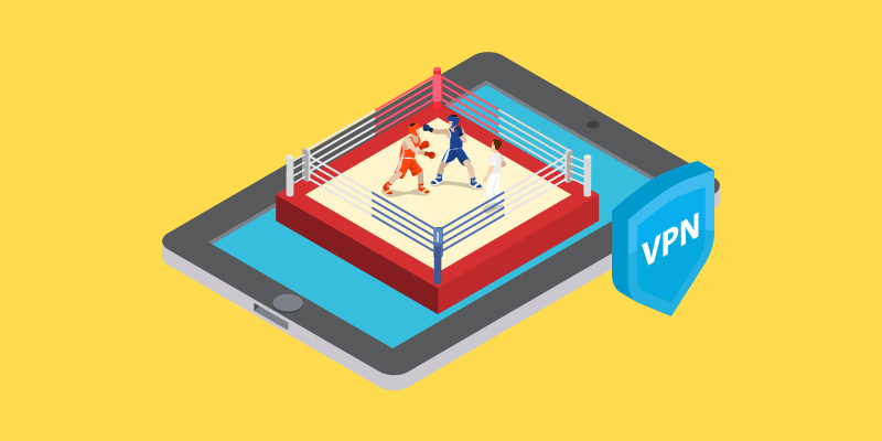 Watch Boxing Online with a VPN