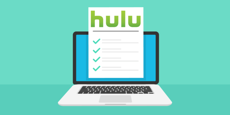 Watch HULU from anywhere in the world (manual)