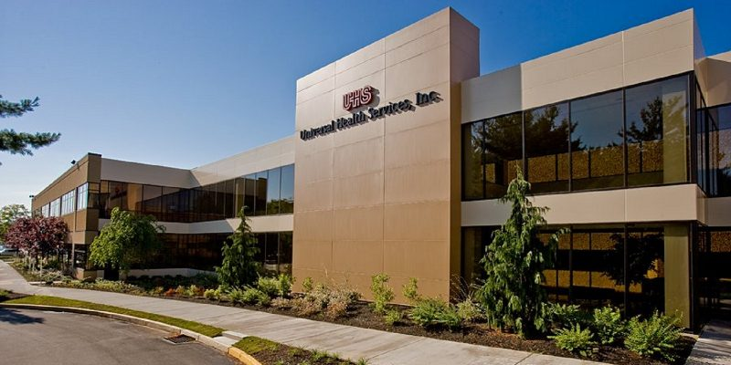 Universal Health Services corporate offices, King of Prussia, PA (US)